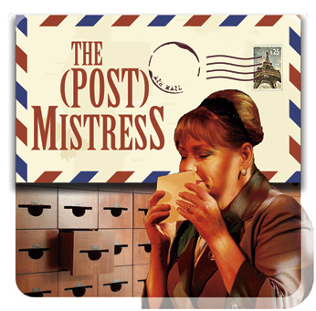 1048 The POST Mistress PATRON Mail
