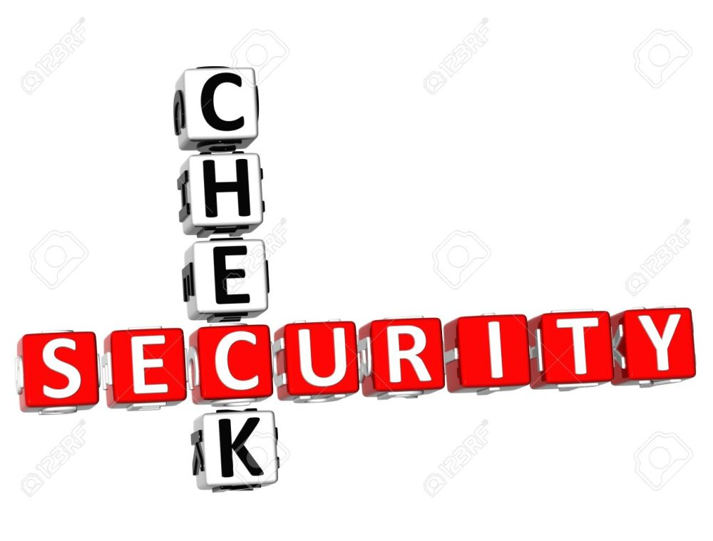 8973392-3D-Security-Check-Crossword-on-white-background-Stock-Photo